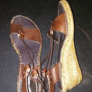 Eric Michael womens shoes 39 Spain 2 1/3 heel used